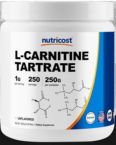 L-Carnitine Tartrate-250g