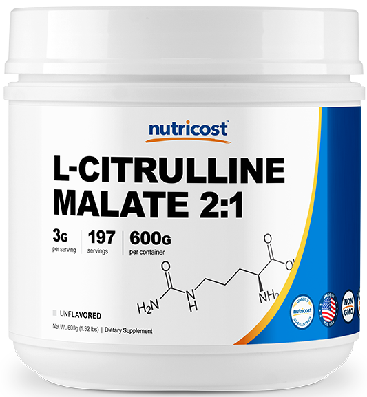 L-Citrulline Malate Powder (2:1)
