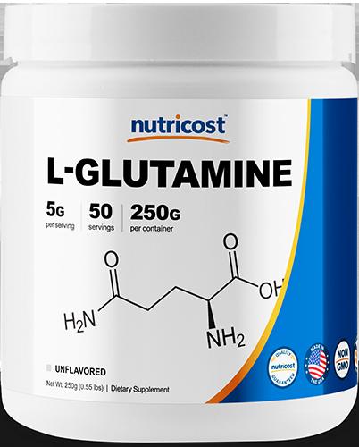 L-Glutamine-250g