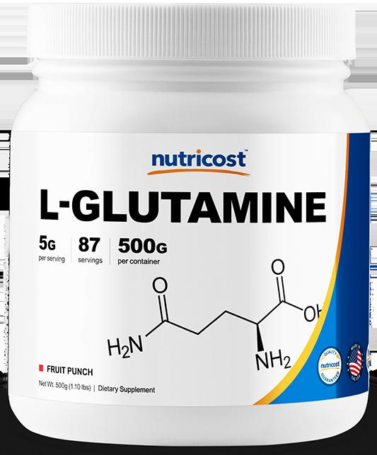 L-Glutamine-500g