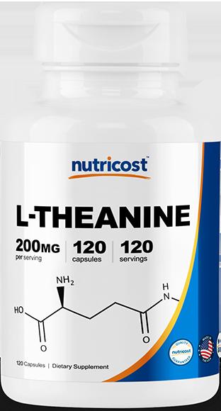 L-Theanine-120 capsules