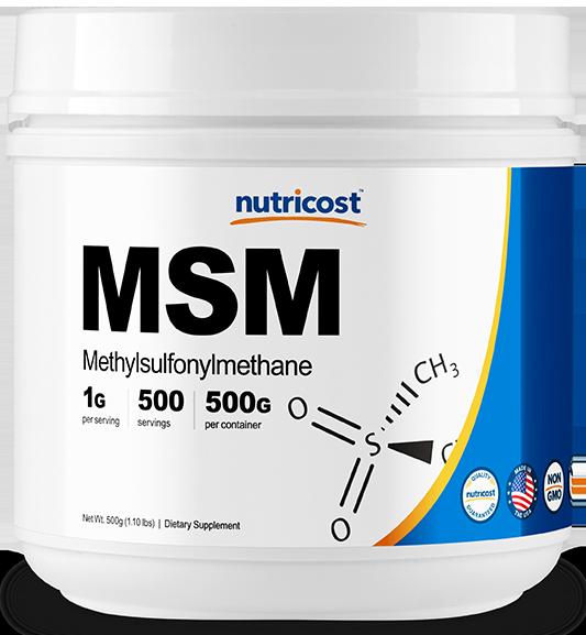 MSM-500g