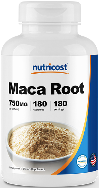 Maca Root-180 capsules