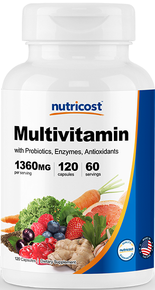 Multivitamin-120 capsules