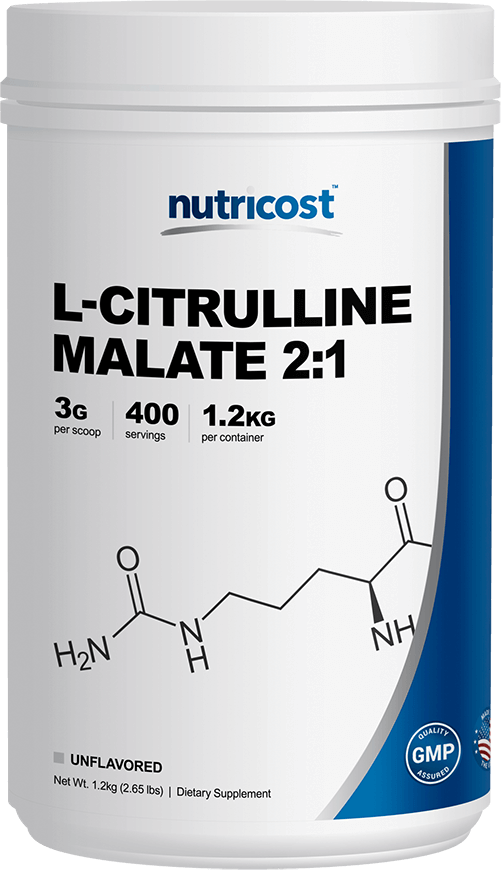 L-Citrulline Malate Powder (2:1)-1.2kg