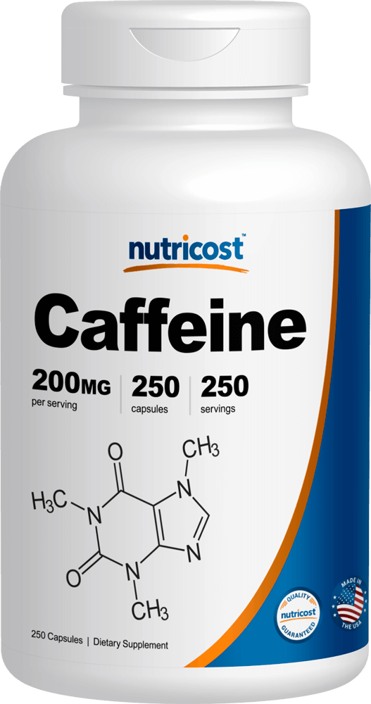 Caffeine-250 capsules (200mg)