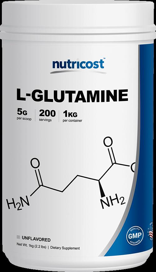 L-Glutamine-1kg