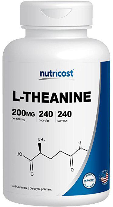 L-Theanine-240 capsules
