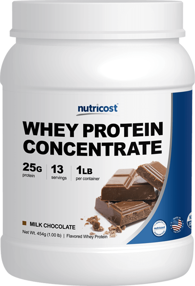 Whey Protein Concentrate-1lb