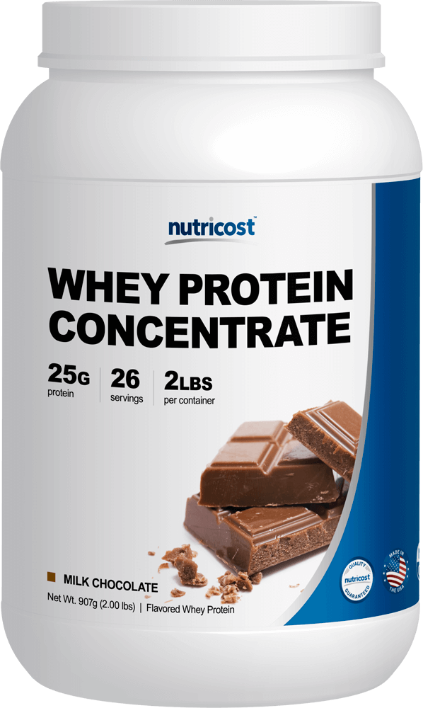 Whey Protein Concentrate-2lbs