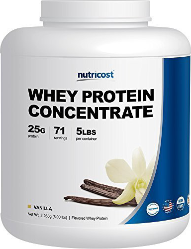 Whey Protein Concentrate-5lbs