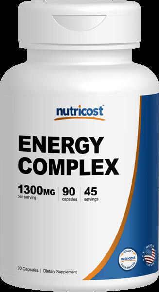 Energy Complex-90 Capsules