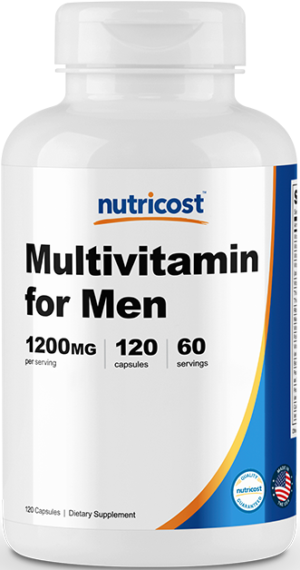 Multivitamin For Men-120 Caps