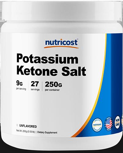 Potassium Ketone Salts-250G