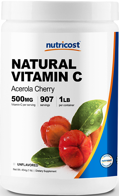 Acerola Cherry (Natural Vitamin C)-1LB