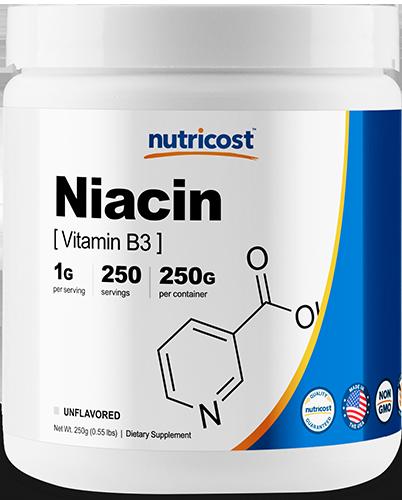 Niacin (Vitamin B3)-250g