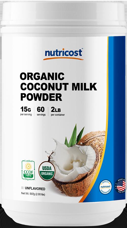 Coconut Milk-2lbs organic