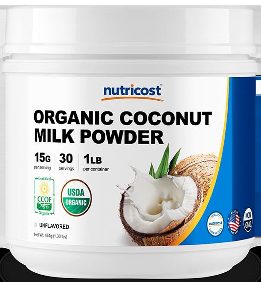 Coconut Milk-1lbs Organic