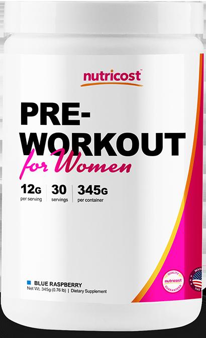 Preworkout For Women-30 servings