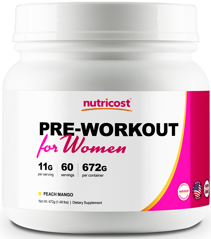 Preworkout For Women-60 servings