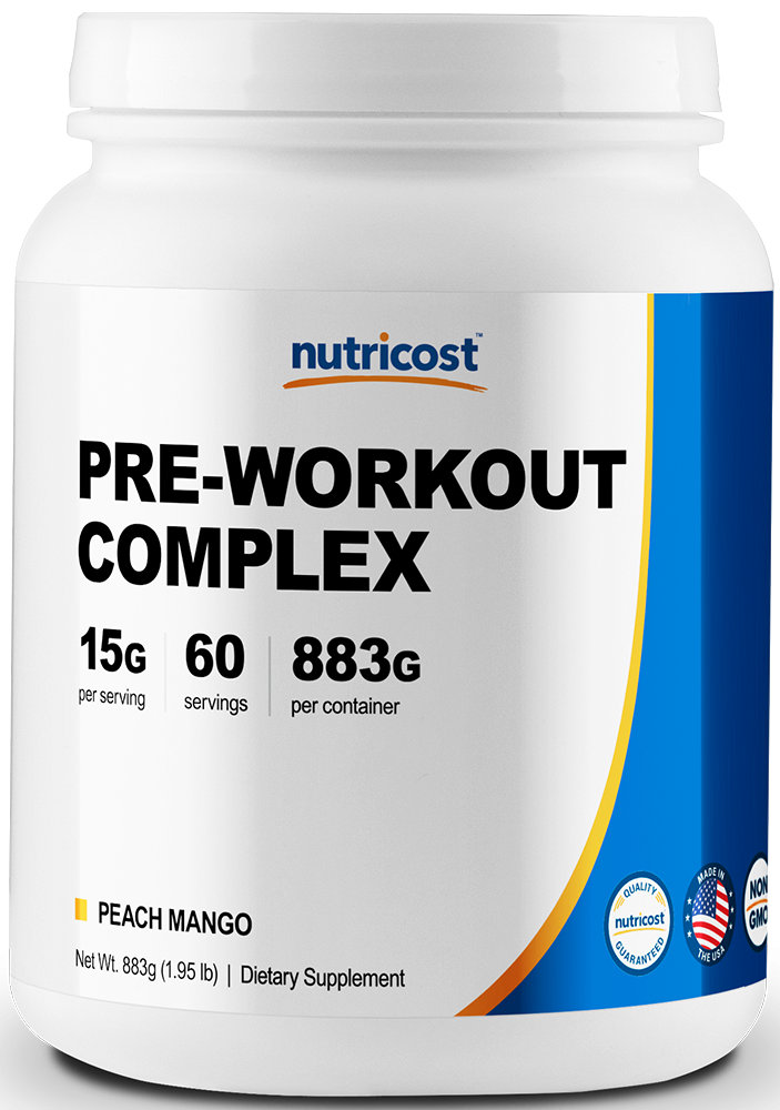 Preworkout Complex-60 Servings