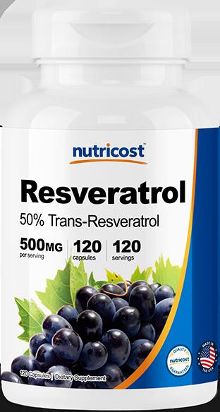 Resveratrol-120 capsules