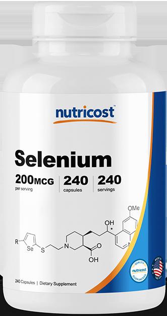 Selenium-240 Caps