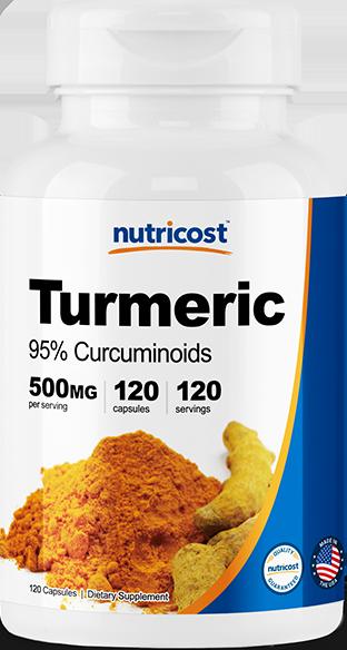 Turmeric-120 capsules