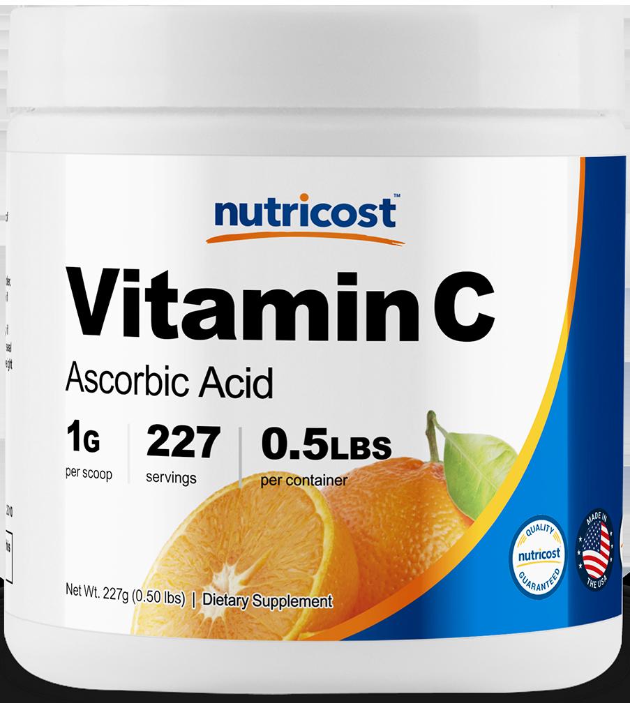 Vitamin C-0.5lbs