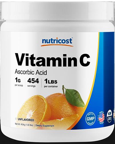 Vitamin C-1lb
