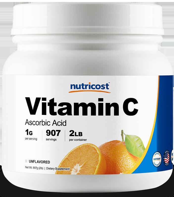 Vitamin C-2lbs