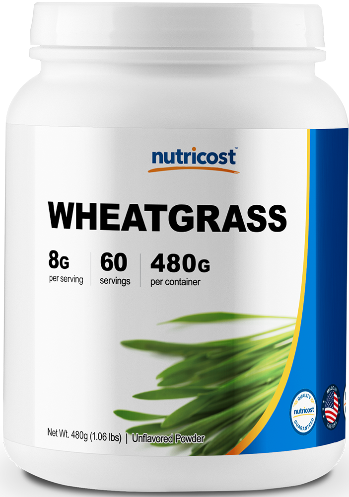 Wheatgrass-1.0 Pound