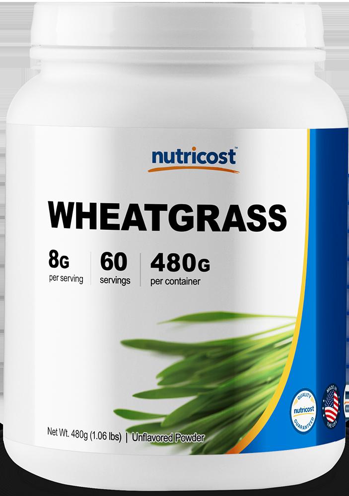 Wheatgrass-1.0 Pound