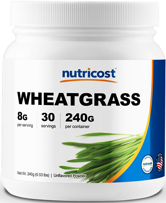 Wheatgrass-0.5 Pound