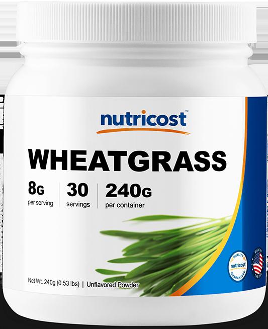 Wheatgrass-0.5 Pound
