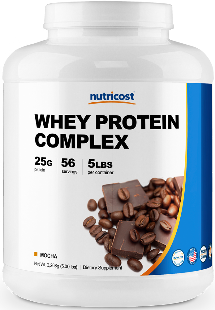 Whey Protein Complex-5lbs