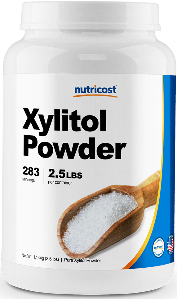 Xylitol-2.5 LBS