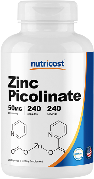 Zinc Picolinate-240 Caps