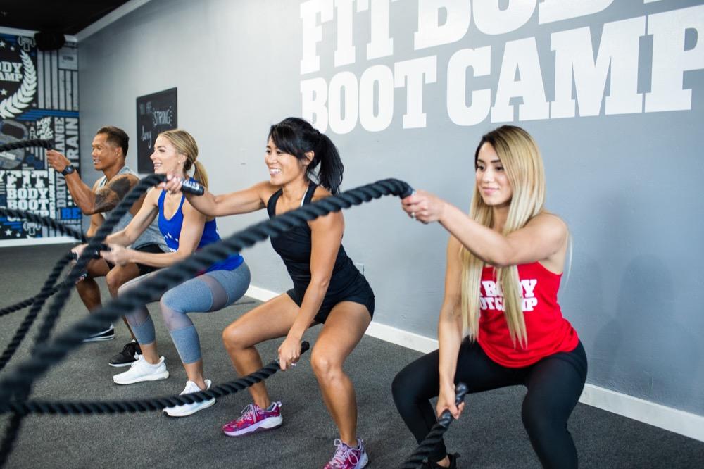 franchise club fitness