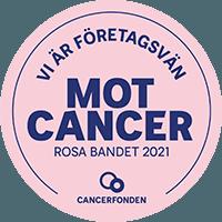 Vi är företagsvän mot cancer - Canderfonden