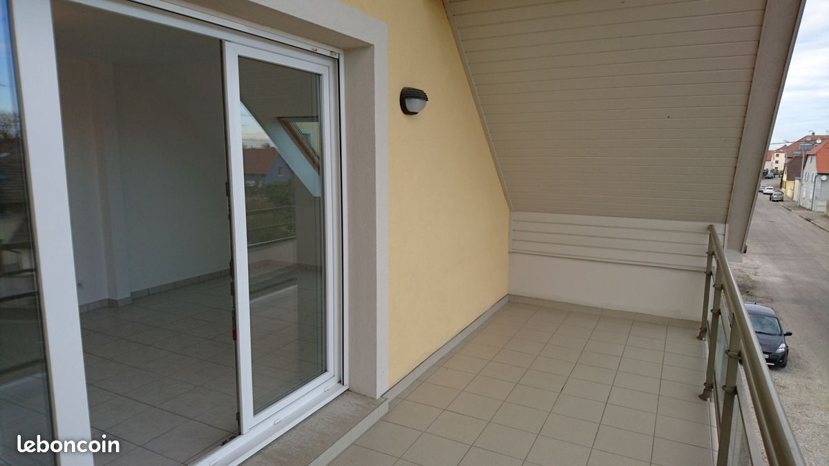 Appartement F2 à Réguisheim