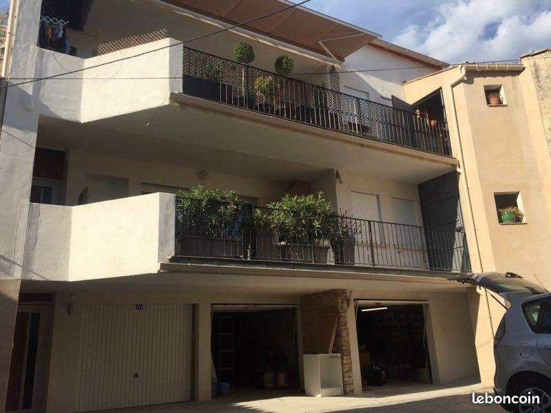 Appartement P4 ascenseur privatif terrasse garage