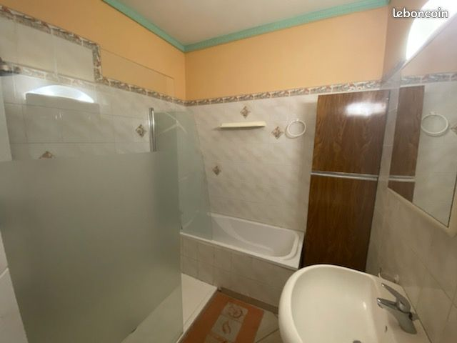 Appartement rdc 90m2