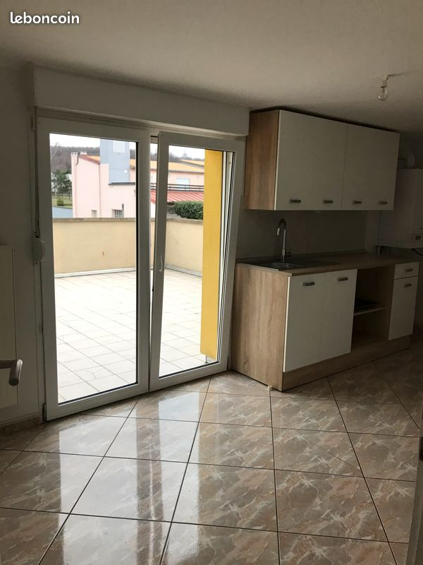 Appartement F3 65m²