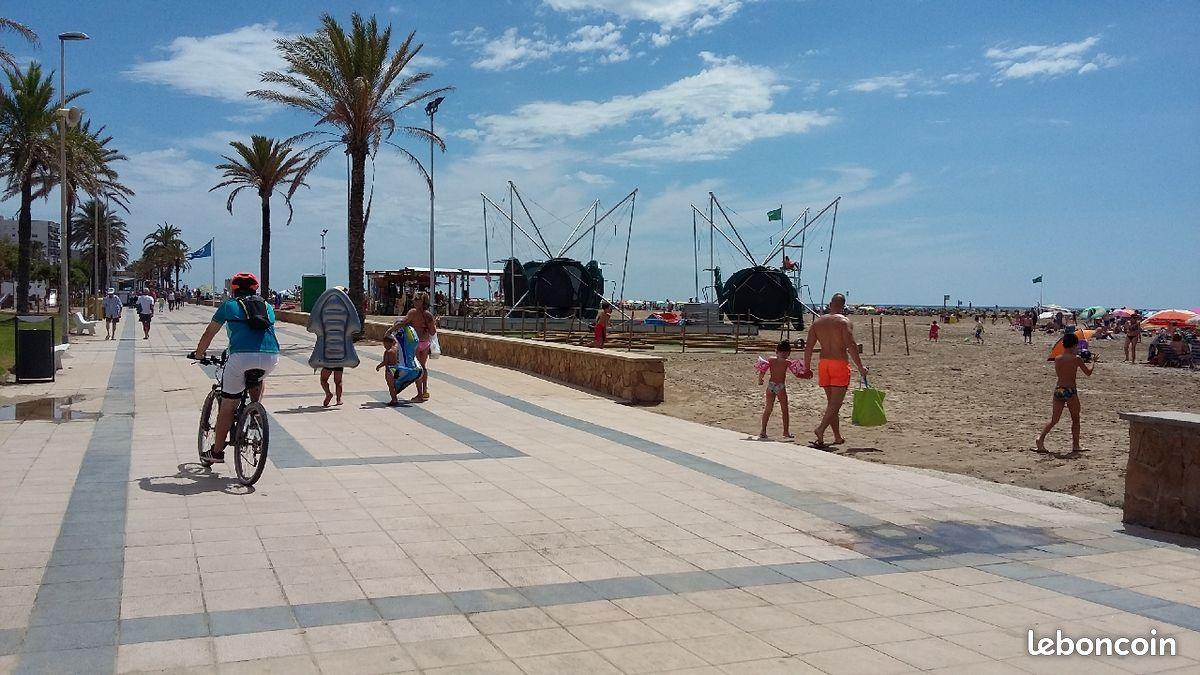 Location bord de mer Espagne