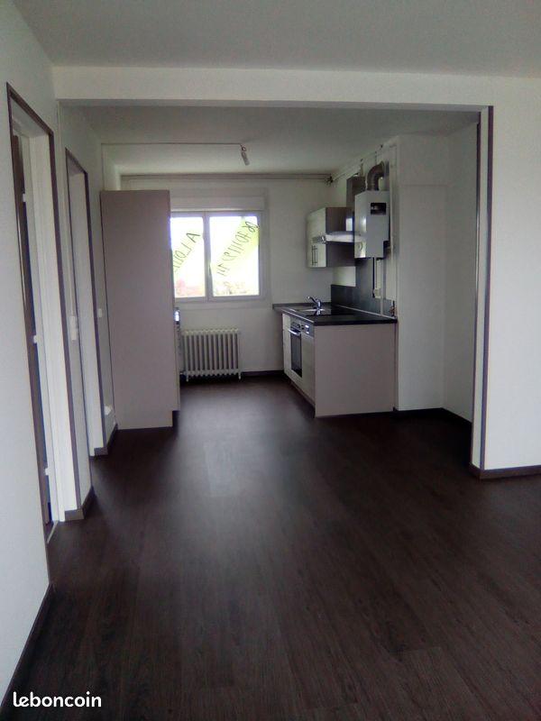 Appartement TYPE F4-Proximité SGMS