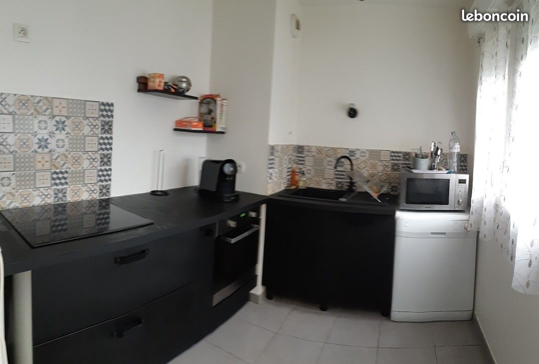 Appartement 2 chambres dans residence recente