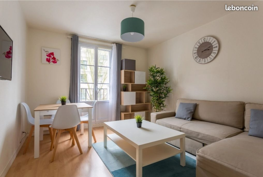 Appartement F3 Place Toscane