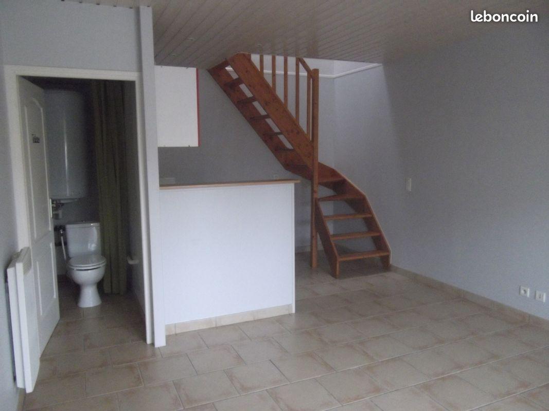 A Louer T2 Duplex Centre Ville 85400 Luçon