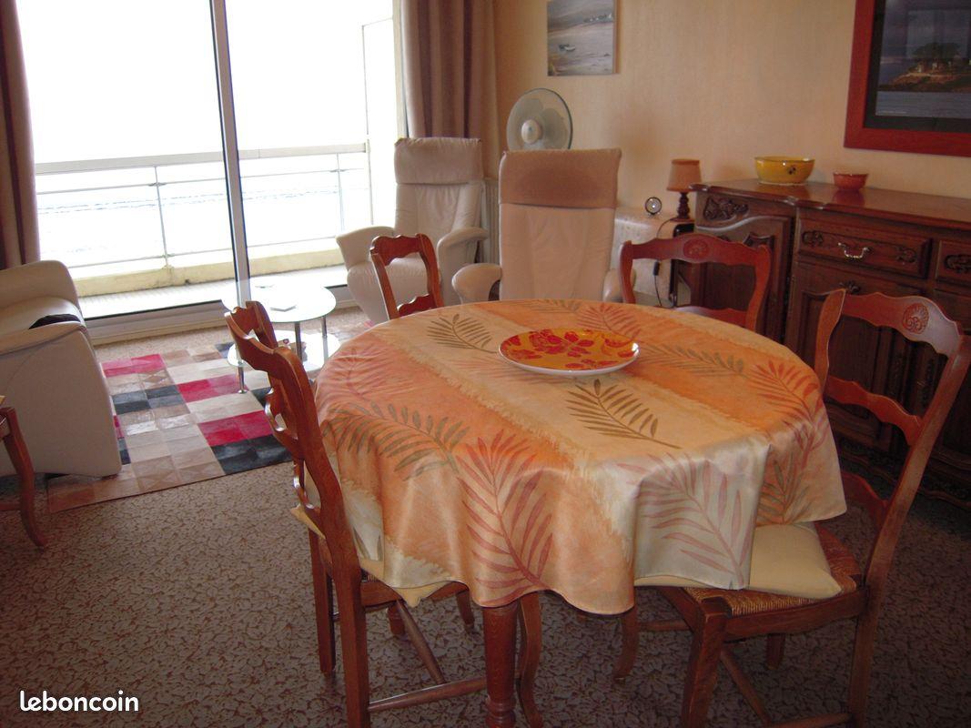 Appartement au Pouliguen plage du Nau